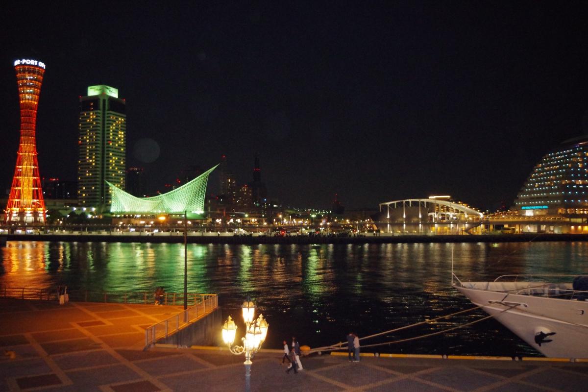 Il était une fois, Kobe port, le ticket d'entrée pour les étrangers auJapon