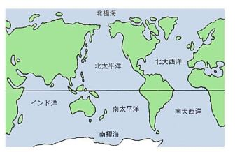 Yes there are 7 oceans in the world